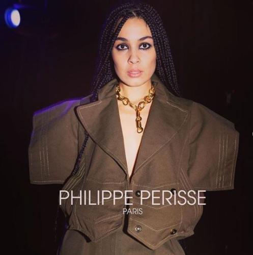 Kim for Philippe Perissé