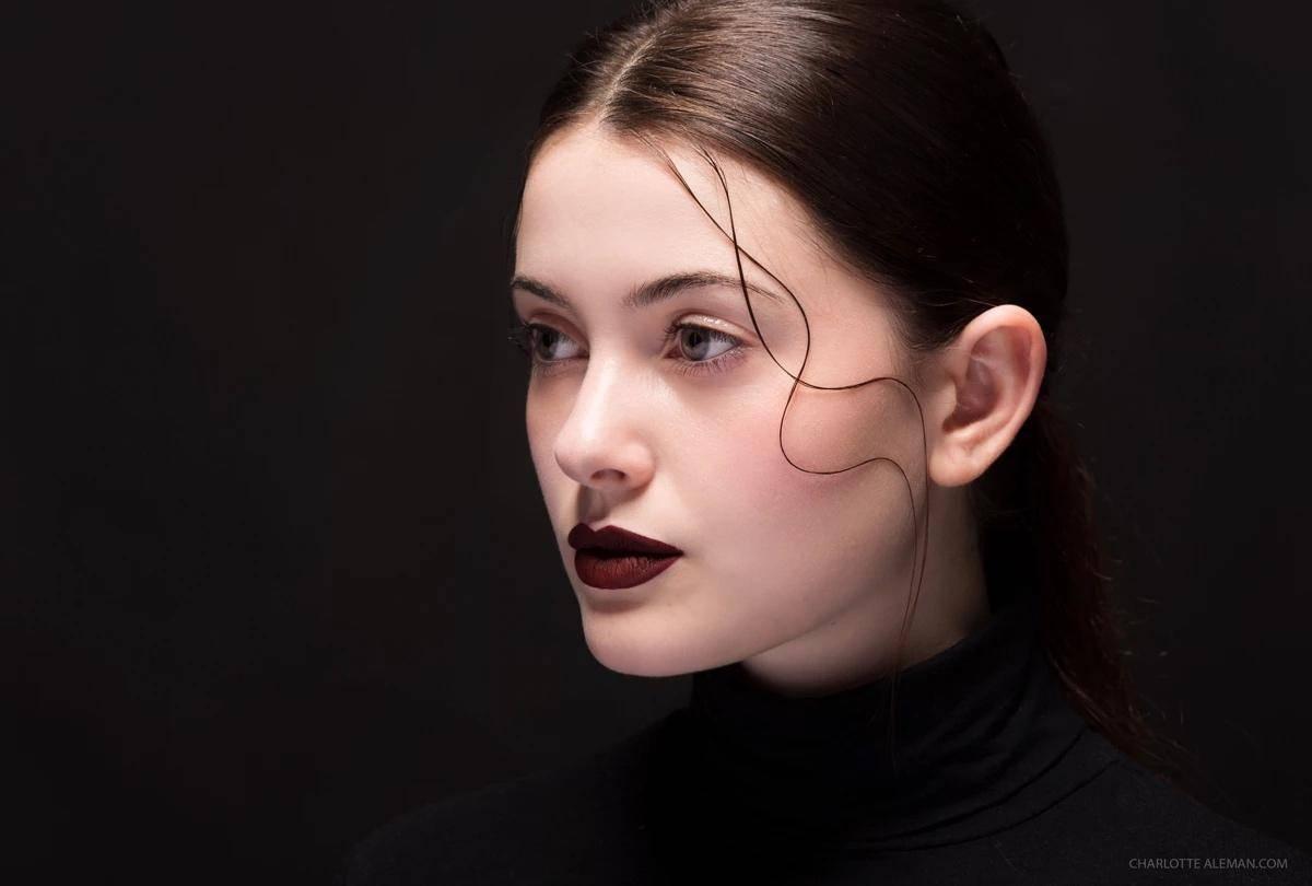 Lila HaehnelPhotographe : Charlotte Aleman