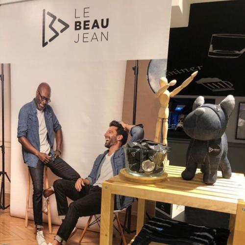 Le beau Jean@Nis&for