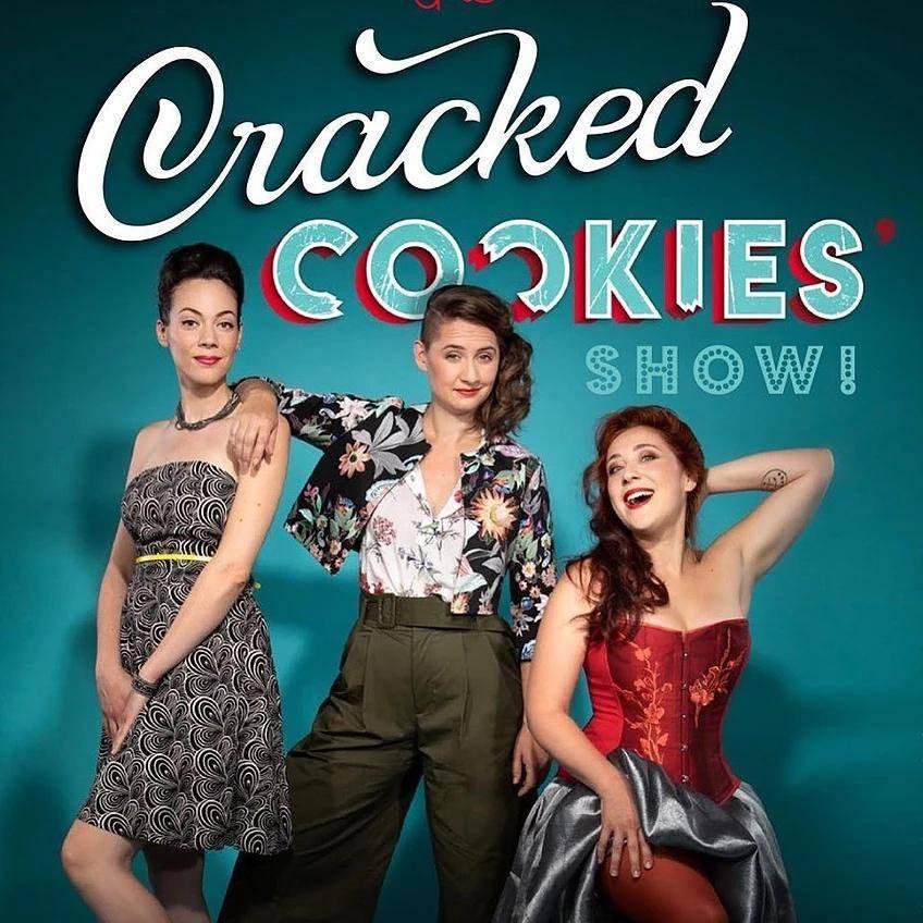Cracked cookies@Paola Guigou