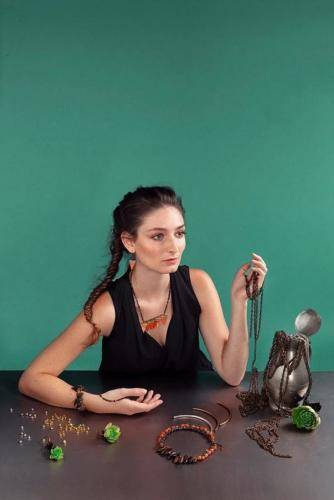 Clara Barthelmot maroquinerie @Paola Guigou