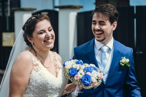 Mariage de Thomas et StefanyPhotographe : Benjamin HinckerStrasbourg