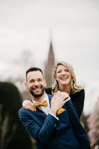 Mariage de Mélanie et ClementPhotographe: Edouard MKStrasbourg